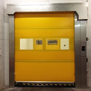 High Speed Door Fast Doors Direct Model Airlock Doors & High Speed Door Fast Doors Direct Model Airlock Doors - Fast Doors ...