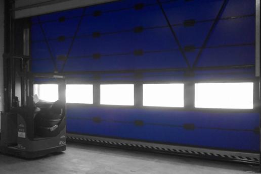 Fast Doors Direct Model EX & Fast Doors Direct UK Manufacturer of High Speed Doors