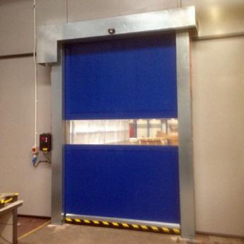 Model 32 Fast Door Internal Partition & News - Fast Doors Direct